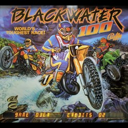 Restauration flipper Bally Blackwater 100