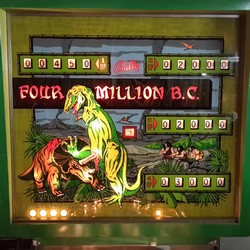 Restauration flipper Bally Four Million BC