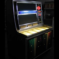 Juke Box Seeburg Gem