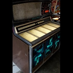 Juke Box Wurlitzer Superstar 3600
